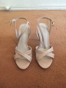 268a7d5de1a2 Formal Shoes - Nude Pink