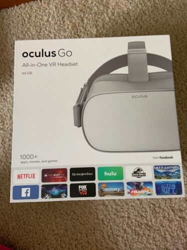 Oculus GO stand alone