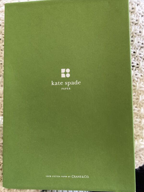 Kate Spade Paper Stationary Cotton Crane & Co