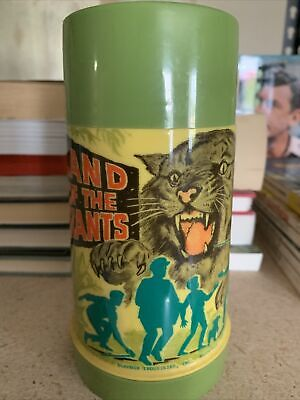 Land Of The Giants`1968..20Th Century Fox, Plastic Lunchbox->Thermos->FREE SHIP