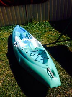 Ocean kayak+seat+paddle Raymond Terrace Port Stephens Area Preview