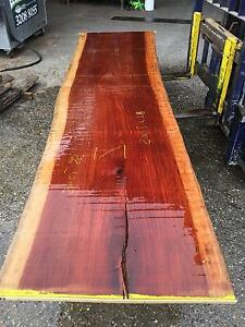 Bubinga Natural Edge Slab Moorooka Brisbane South West Preview