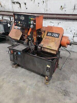 Cosen Ah-250h Automatic Hinge Type Bandsaw 56901fml