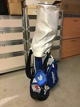 Junior Golf set with carry bag Vaucluse Eastern Suburbs Preview