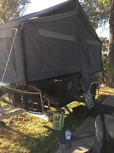 Forward fold camper Dianella Stirling Area Preview