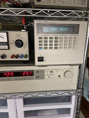 Hp Agilent Keysight N3302a Electronic Load Module - Fully Sn My41003921