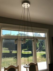 Hanging Ceiling Light - Rothesay - $25
