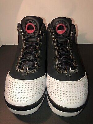 separation shoes 8dfb3 d6e71 Nike Zoom Soldier II Lebron James Black White Men s Size 10.5 318694~101