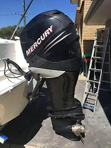 OUTBOARD MOTOR 275 HP VERADO 30 INCH XXL SHAFT Carine Stirling Area Preview