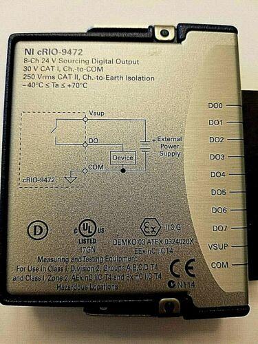 National Instruments NI 9472 Digital Output cDAQ Module