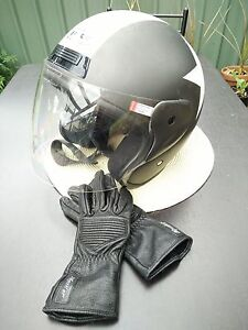 Full face helmet size S plus small gloves. Kensington Norwood Area Preview
