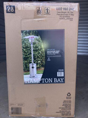 Hampton Bay Stainless Steel 48000-BTU Outdoor  Propane Gas P