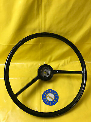 Genuine Opel Blitz 1.serie/2.serie Steering Wheel 2 - Spokes Black