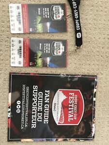 2 Grey-Cup tickets, row 11 on 23 yard line for face value