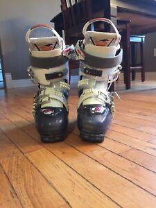 Nordica fire arrow ski boots 8.5 women's $150 OBO