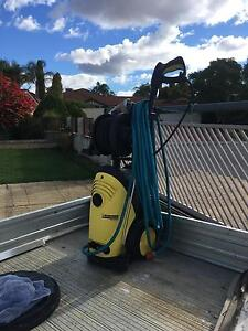 Karcher HD 5/12 C cleaner Alexander Heights Wanneroo Area Preview