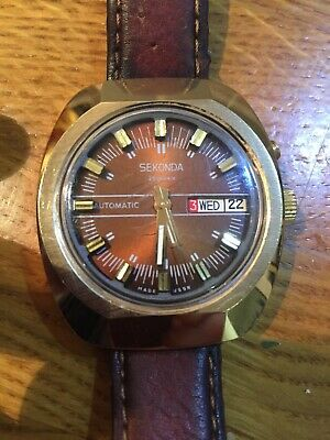 Stunning Sekonda Vintage Automatic Watch