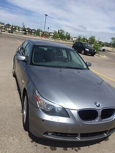 BMW 525xi all weel drive very good for winter