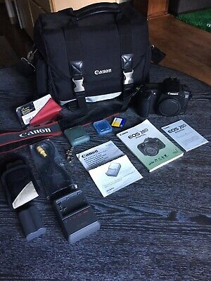 Canon EOS 20D Digital Camera With Many Accessories Good Condition