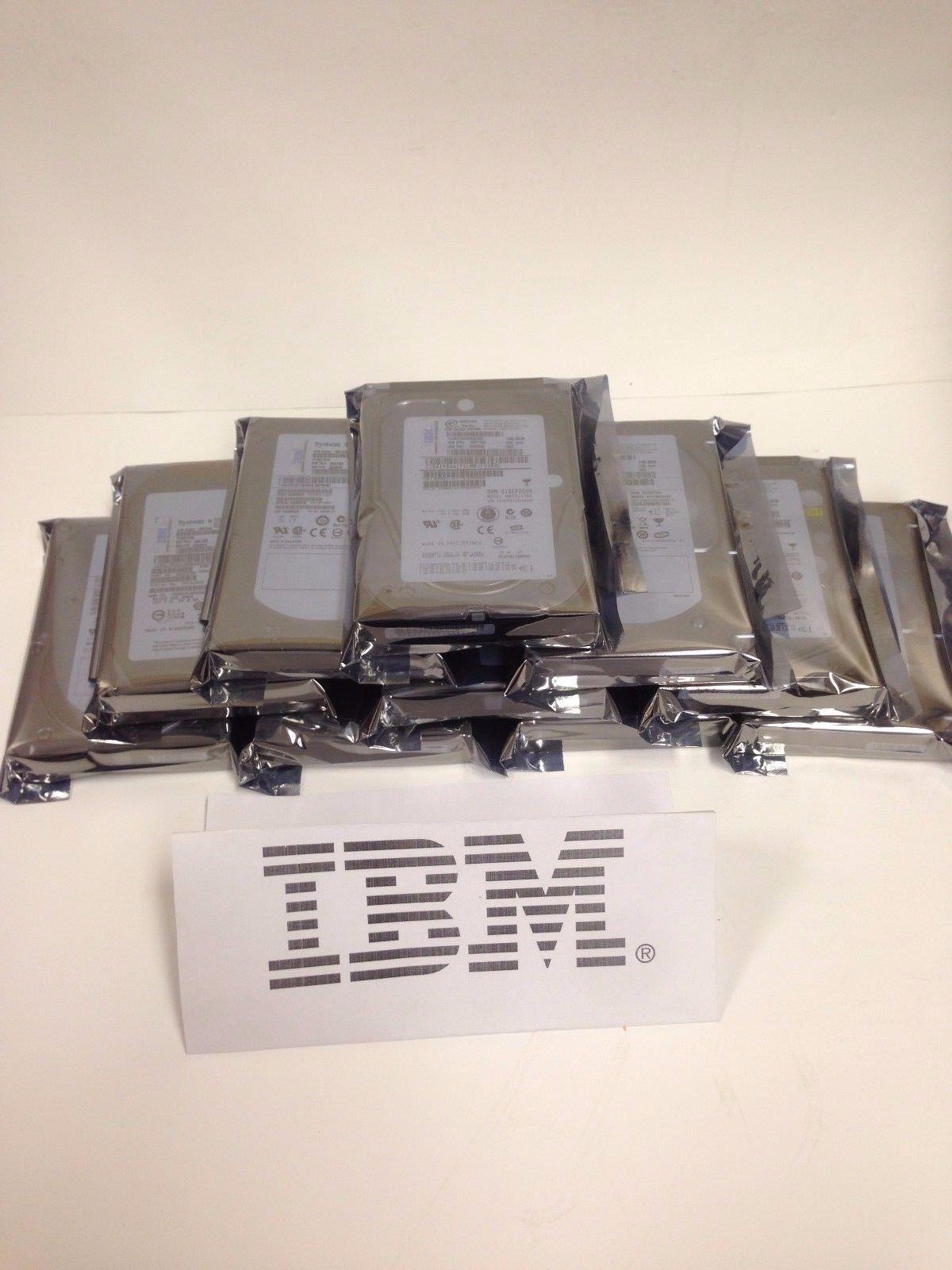 43W7482 43W7488 IBM 146GB 15K SAS 3.5 HARDDRIVE