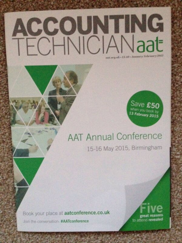 AAT+Accounting+Technician+Magazine+Jan%2FFeb+15+Annual+Conference+Issue