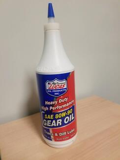 Gear oil SAE 80W 90  LUCAS