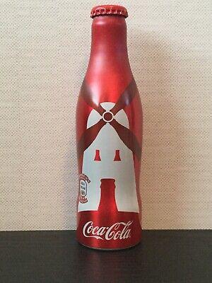 Amsterdam Coca Cola Aluminium Bottle 2018 NEW RARE