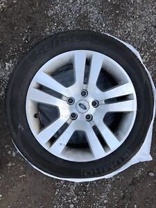 Ford all season tire with alloy rims and tpms