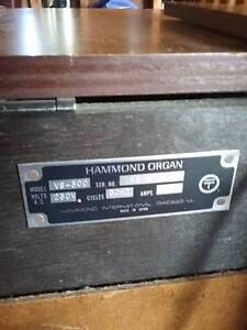 SOLD Hammond Organ plug and play GONE Bundarra Uralla Area Preview