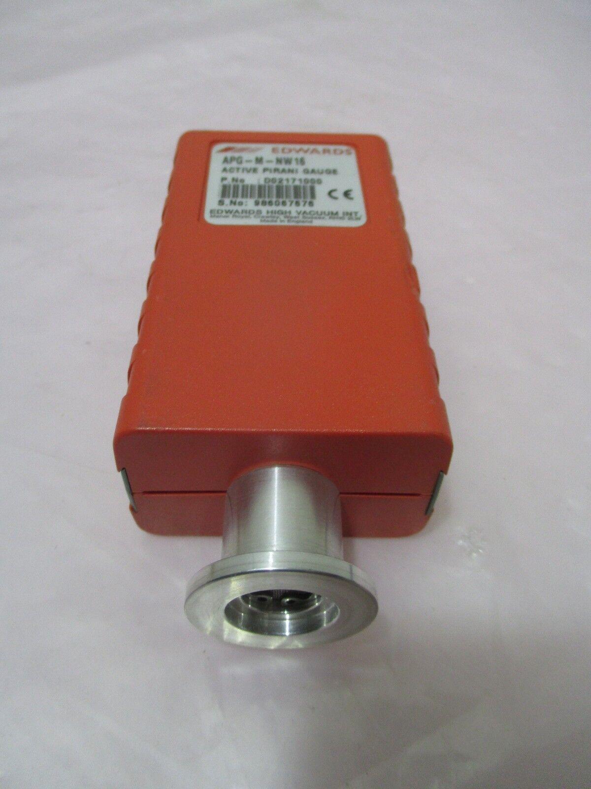 BOC Edwards APG-M-NW16 Active Pirani Gauge, 421204