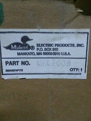 Midwest Mrl200b 200 Amp Meter Socket Repair Kit