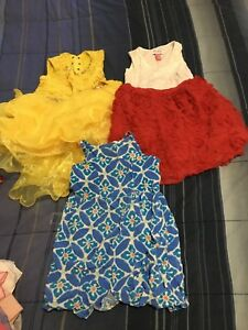 Size 4t girl clothing