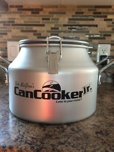 Seth McGinn's Jr Cancooker