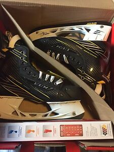 Supertacks Skates -8.5EE New