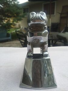"""MACK"" Hood ornament"