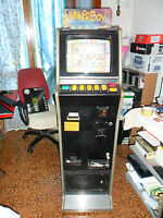 Cabinato Video Slot Machine Con Sceda -  - ebay.it