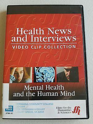 Health News And Interviews Mental Human Mind 37381 K Films Media Group Cambridge