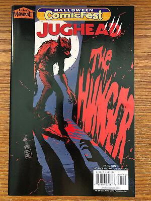 Jughead The Hunger #1 Halloween Comicfest Archie Comics 2018 NM  - Halloween Comicfest