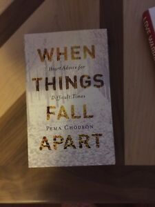 """""""When Things Fall Apart: Heart Advice Difficult Times"""" 5$!"""
