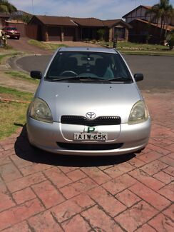 2000 Toyota Echo - $4,700 negotiable  Wetherill Park Fairfield Area Preview