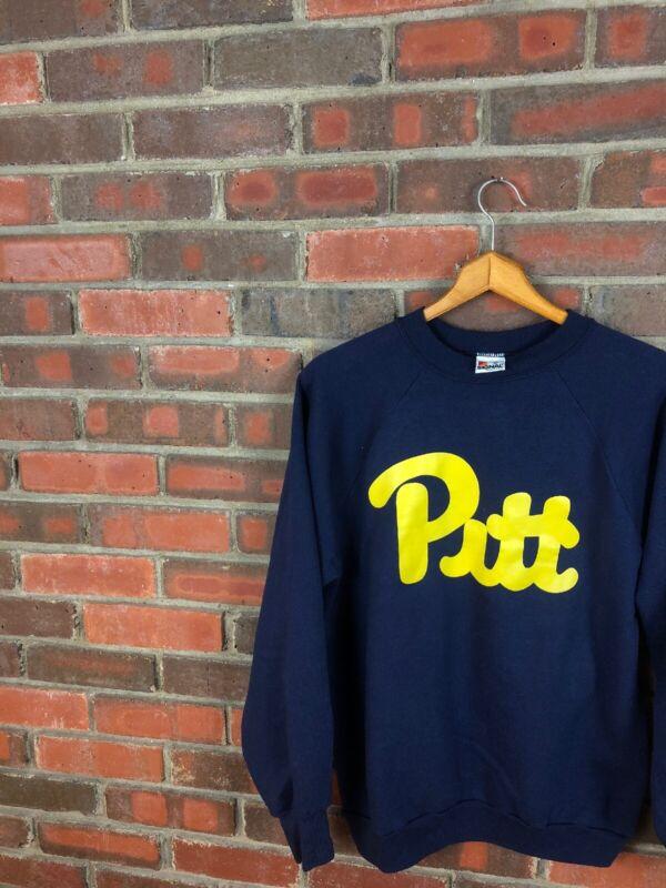 vintage Pitt panthers pittsburgh crewneck sweatshirt mens m/l