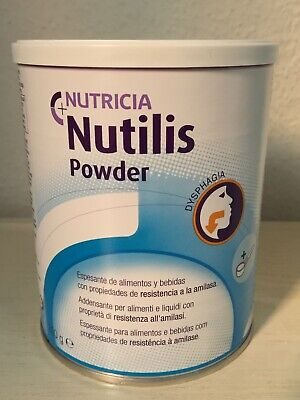 Espesante para alimentos y bebidas (Disfagia) Nutricia Nutilis Powder 3x 300 gr