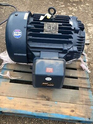 Marathon Electric Motor 100 Hp Model 405tstfs6501