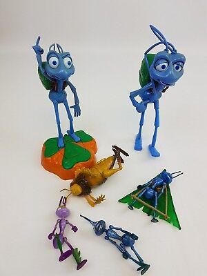 Antz und A Bug's Life Disney Pixar Actionfigur Spielzeug Bündel Ants Flik
