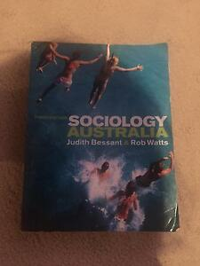 Sociology of Australia 3rd edition Ashmore Gold Coast City Preview