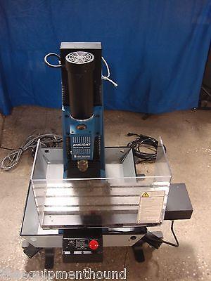 Light Machines Prolight Cnc Machining Center Benchtop Milling Machine
