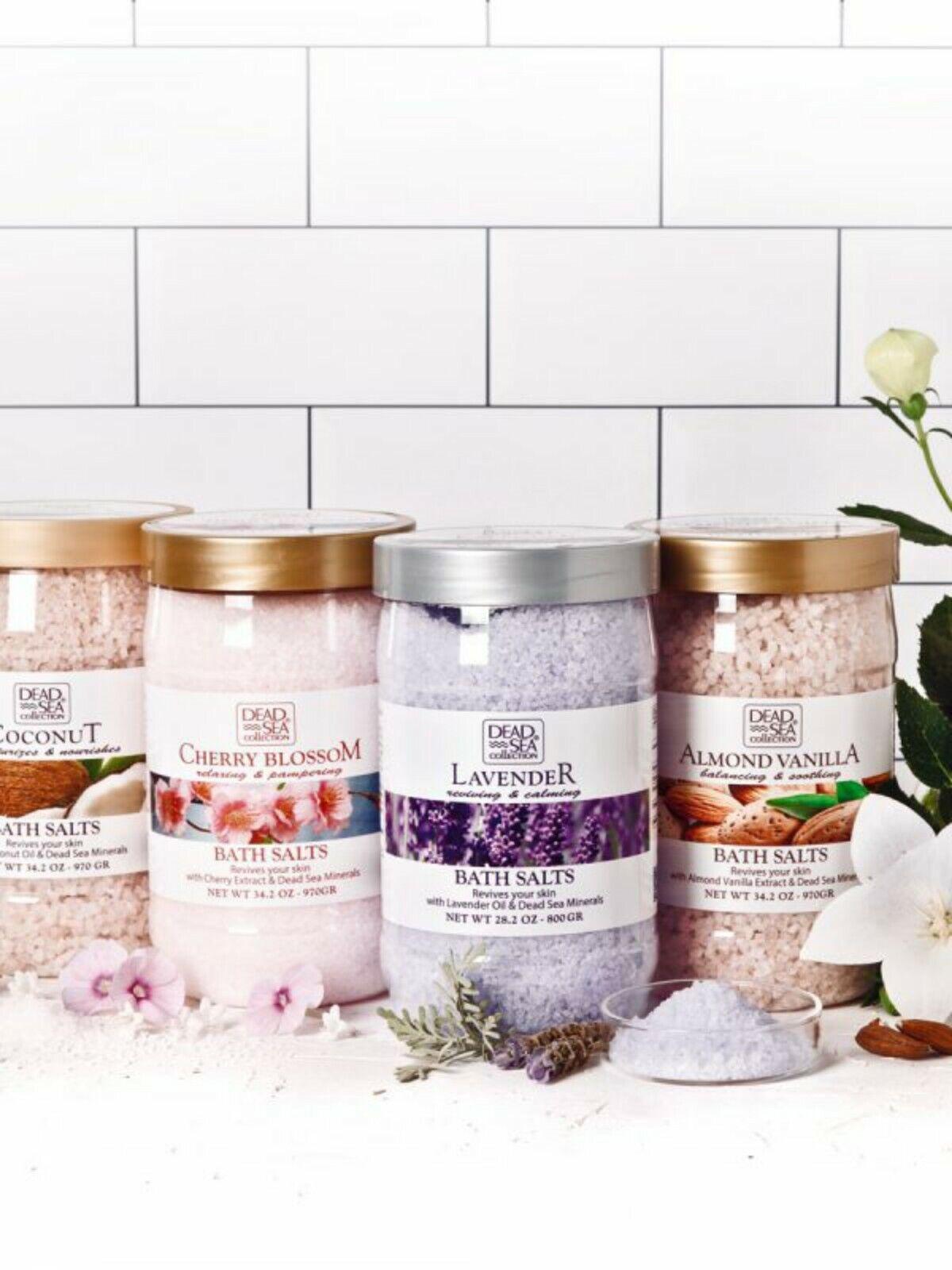 Dead Sea Collection Bath Salts  28.2 oz
