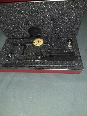 Starrett 711gcsz Last Word Dial Indicator Set Usa