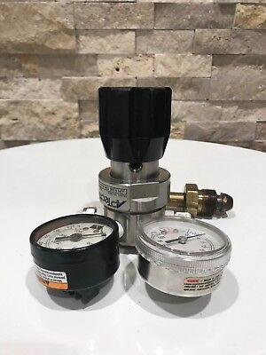 Amo Visx S4 Ir Excimer Laser Premix Gas Pressure Regulator 2725-0002
