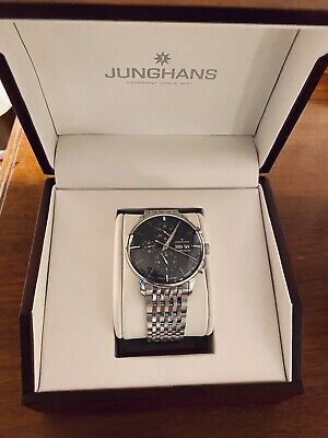 Junghans Meister 027/4324.45 Automatic Chronoscope Chronograph Watch RRP £1820